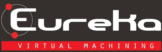 logo eureka simulatore macchine cnc