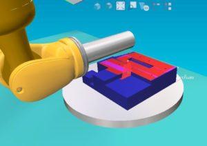 EUREKA VIRTUAL MACHINING - scansione laser